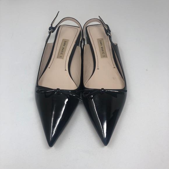 97e444e95b Zara Shoes | Flat Pointed Toes Euro 39 Us 8 Ref 2512301 | Poshmark